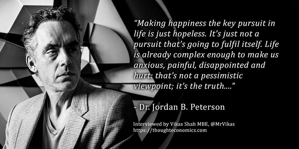 buty temperamentu piękno sportowa odzież sportowa A Conversation with Dr. Jordan B. Peterson – Thought Economics