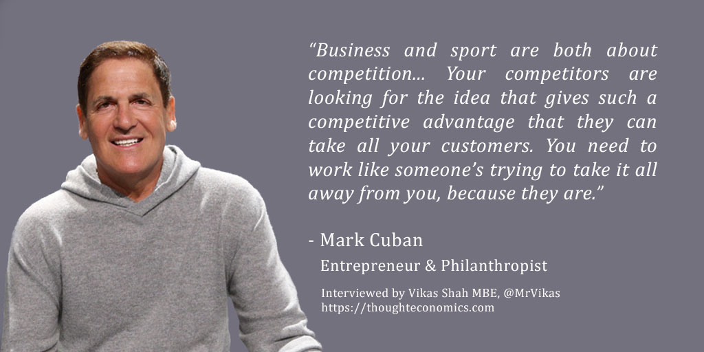A Conversation with Mark Cuban, Entrepreneur & Philanthropist
