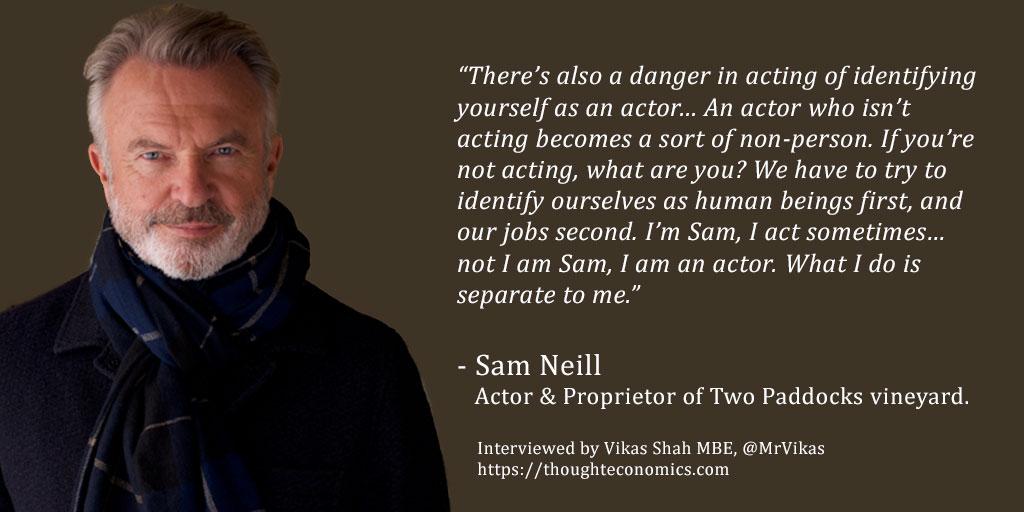 Sam Neill Interview