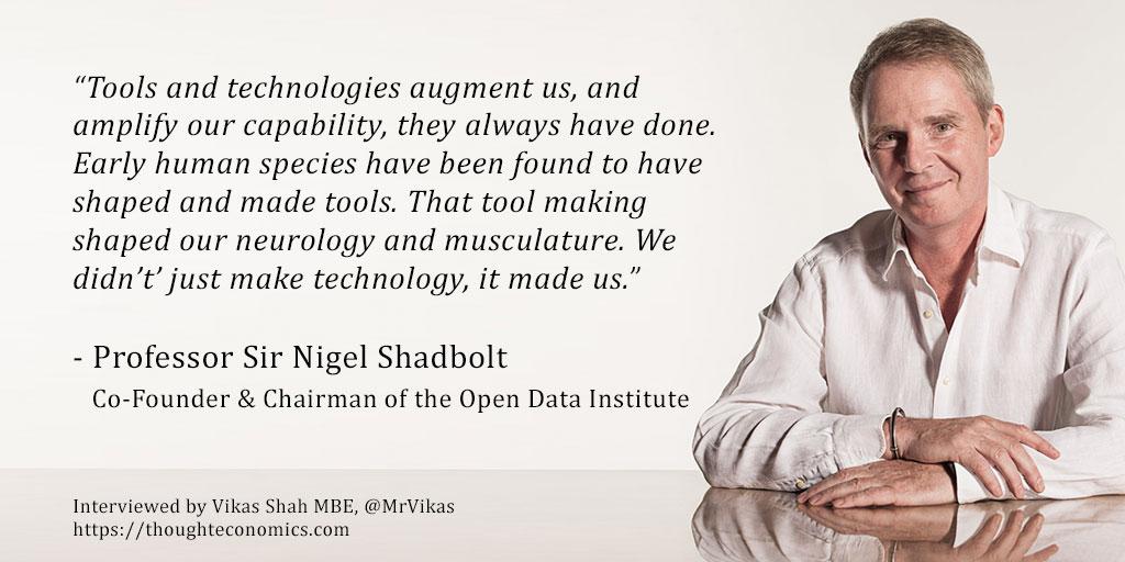 Nigel Shadbolt