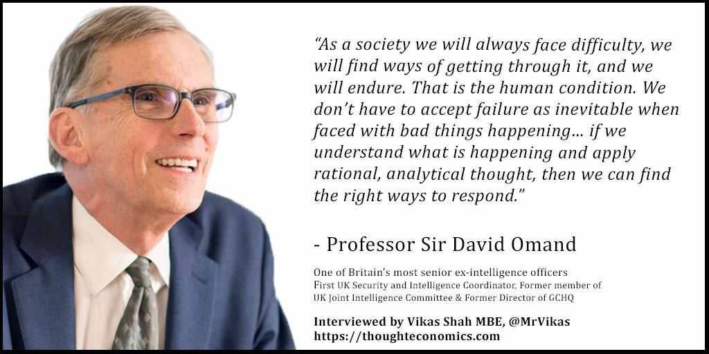 Professor Sir David Omand
